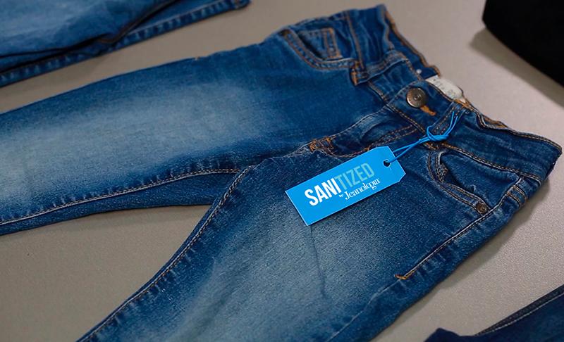 Jeanologia'dan Tekstil Ürünlerindeki Korona Virüsü Temizleyen 'Sanibox' Teknolojisi