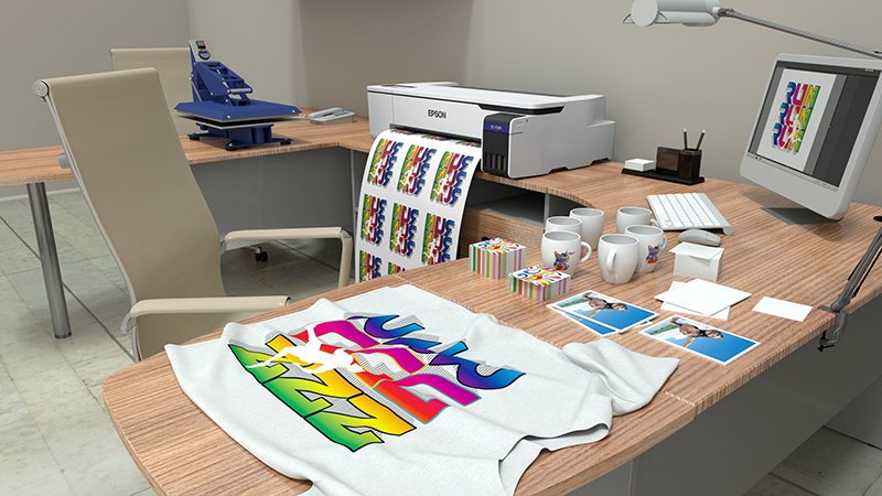 A first from Epson: SureColor F530