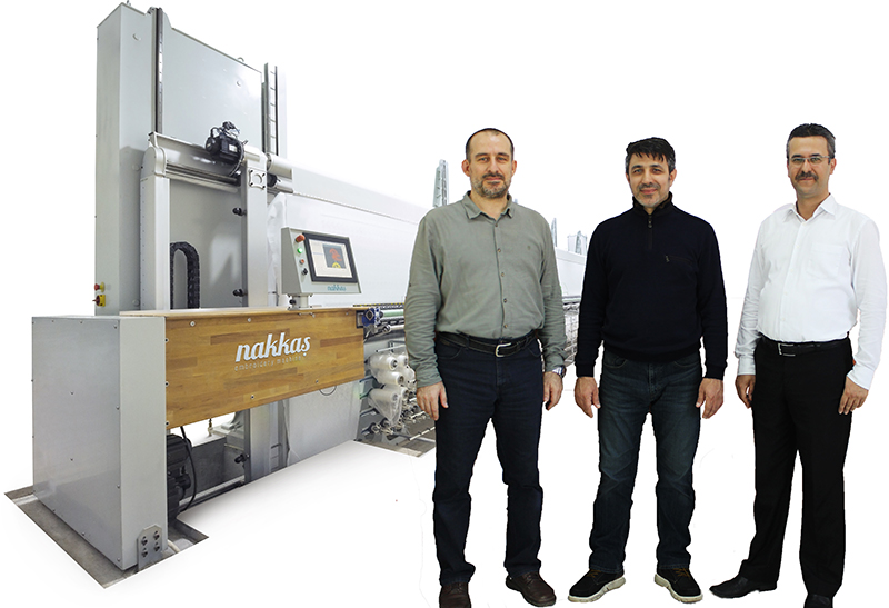 Turkish Engineers Demonstrated the Power of Domestic Production with the 'Nakkaş TR 20' Unit