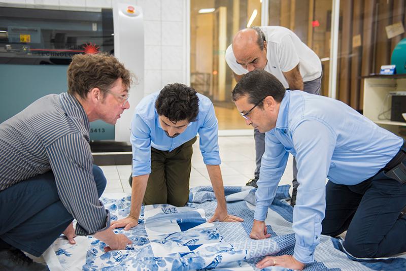 Menderes Tekstil, SPGPrints'in Yeni OrtaScreen™ Şablonlarını Kullanmaya Başladı