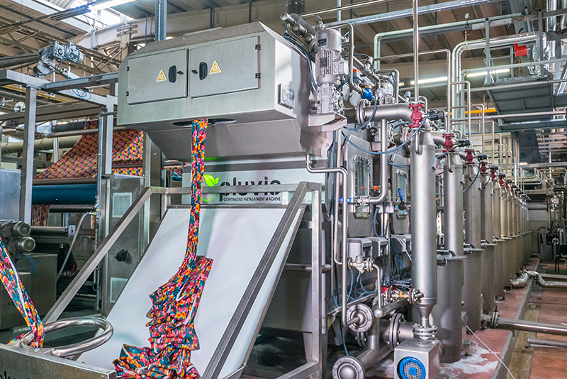 Pluvia Minimizes Water Consumption with Eco-friendly Production
