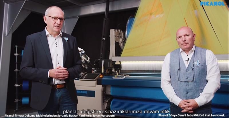 Picanol'den Yüksek Performanslı Havlu Kumaşı Dokuma Makinesi: TerryPlus-i