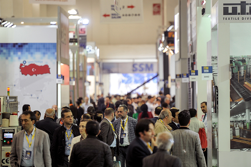 Textile Technology Leaders Heading for New Markets for Their Investments Await ITM 2021