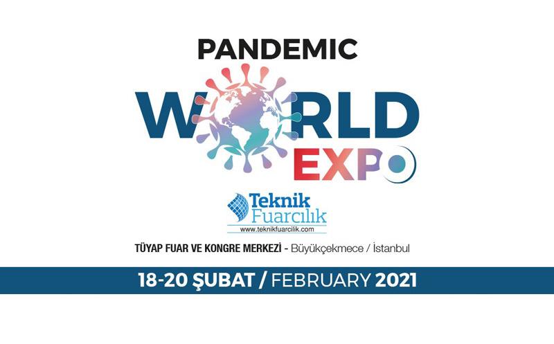 Pandemic World Expo İstanbul'da Düzenlenecek