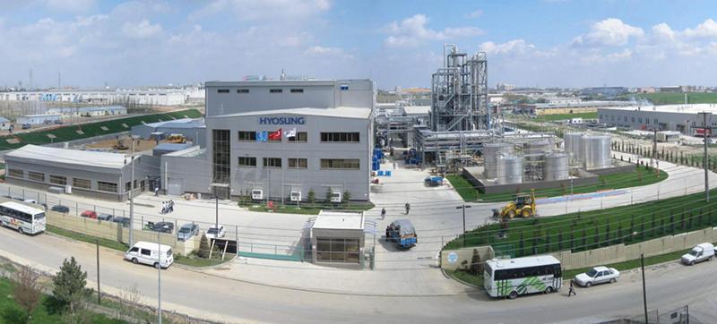 Hyosung'dan Çerkezöy'e 430 Milyon Dolarlık Yatırım