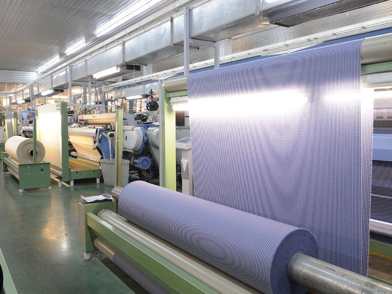 Kipaş, Yılda 5 Milyon Metre Teknik Kumaş Üretiyor