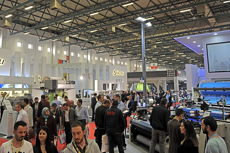 Turkish Textile Manufacturers Wait for ITM 2022 Exhibition to Expand Their Investments