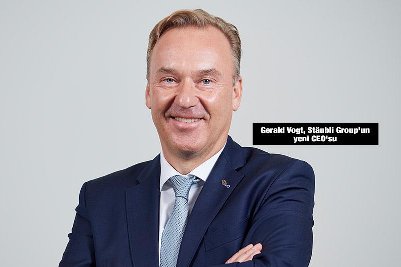 Stäubli Group'un Yeni CEO'su Atandı