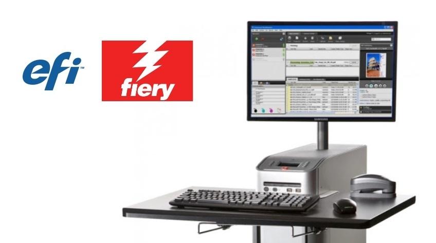 EFI Fiery Command WorkStation Güncellendi