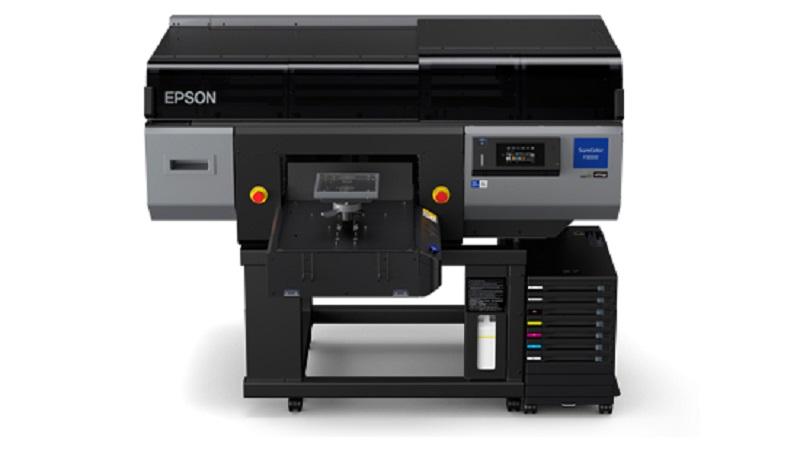 Epson'dan Doğrudan Giysiye Baskı Yapan Yeni Bir Makine