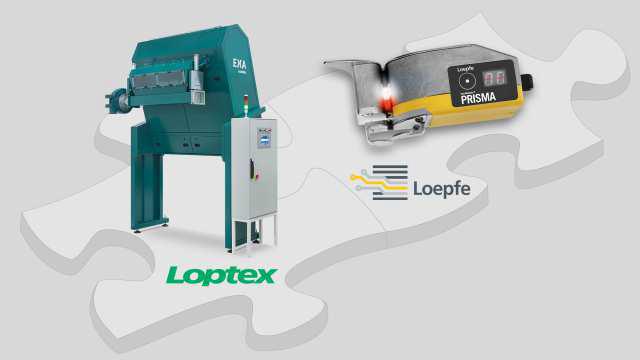 Loepfe ve Loptex'ten İplik Kontaminasyon Tespiti İçin İş Birliği