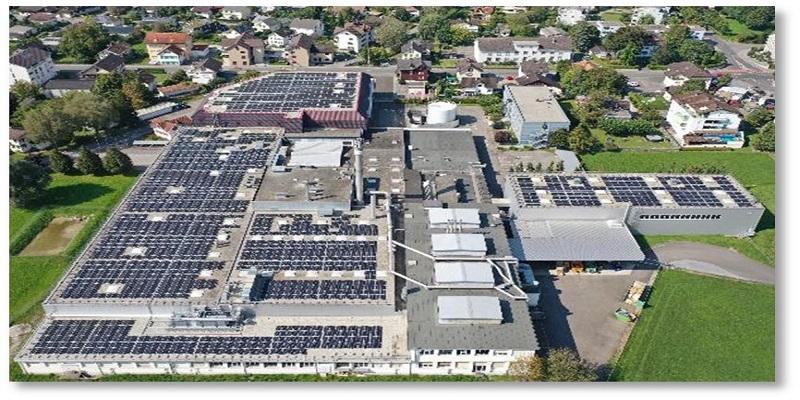 Güneş Enerjisini Kullanan Schoeller, Elektrik Maliyetlerini Düşürdü