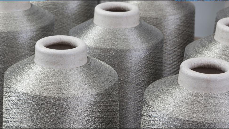 Shieldex: Metal Kaplı Tekstil Malzemelerinde Sınırsız Olanaklar Sunuyor