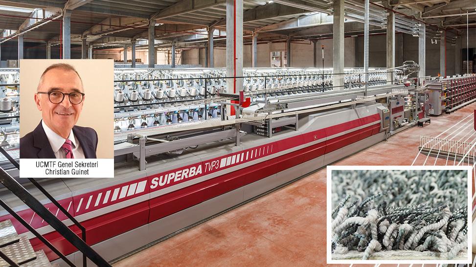 UCMTF: Türk Tekstil Pazarı Konusunda Oldukça İyimseriz