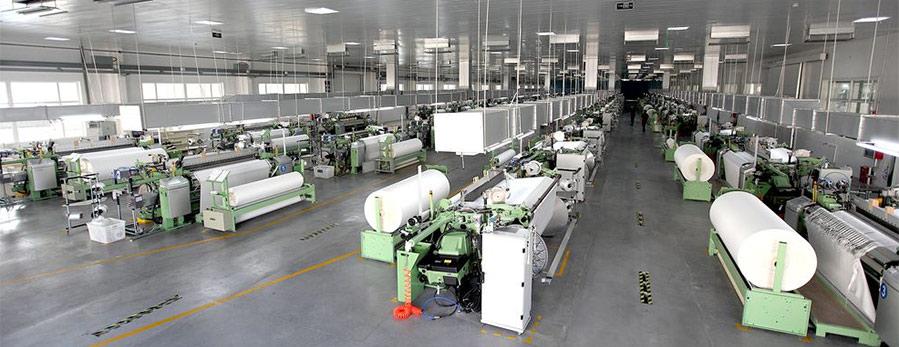 Dornier'den Çin'in En Büyük Filtre Kumaş Üreticisine Dokuma Makinesi
