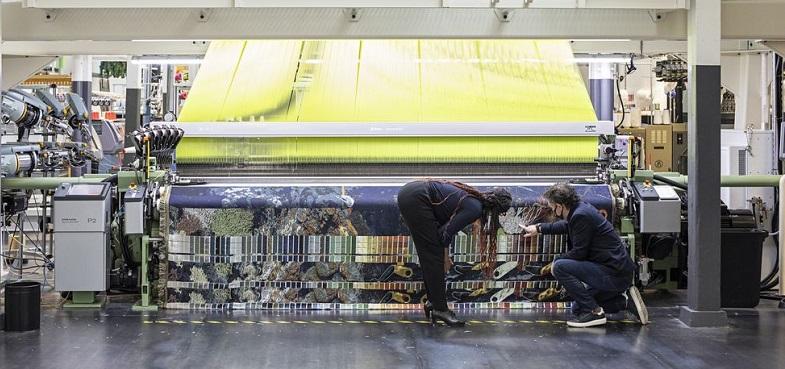 TextielMuseum, Dornier'den P2 Rapierli Dokuma Makinesi Satın Aldı