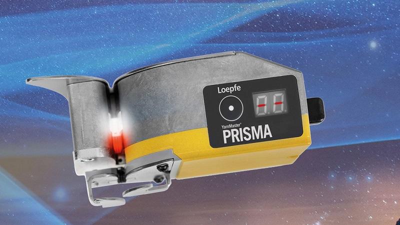 Loepfe'den İplik Temizlemede 4 Sensör Gücüne Sahip YarnMaster Prisma