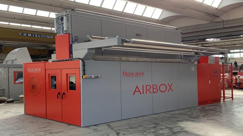Moda Endüstrisinde Bağımsız Bir Makine; AIRBOX