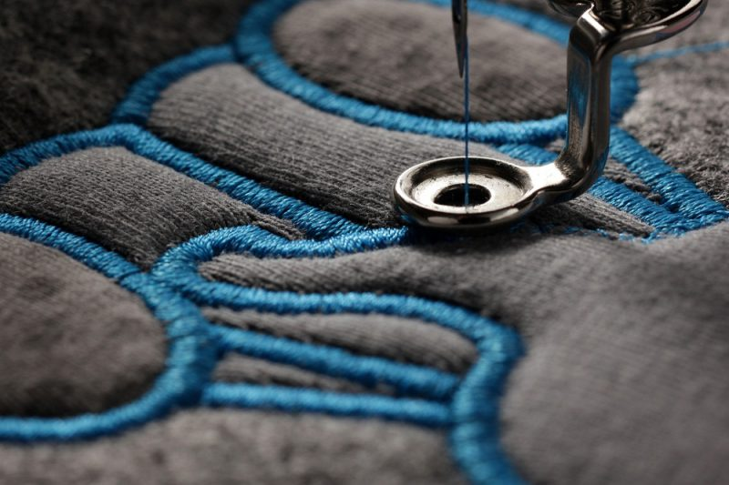 Embroidery Threads with Rich Color Gamut and Different Thicknesses from Durak Tekstil