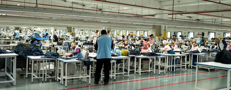 İbişler Tekstil'den Fatsa'ya Dev Tekstil Fabrikası