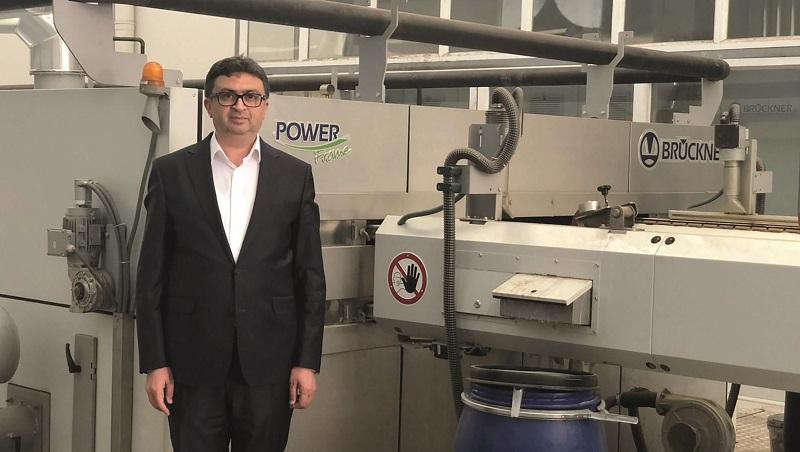 Elif İplik'ten Brückner Ram Makinelerine Yatırım