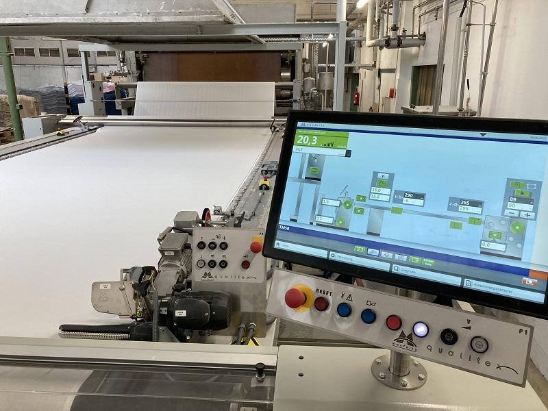Ev Tekstili Firması Wülfing, Monforts Sanfor Makinesi Hattı'na Yatırım Yaptı