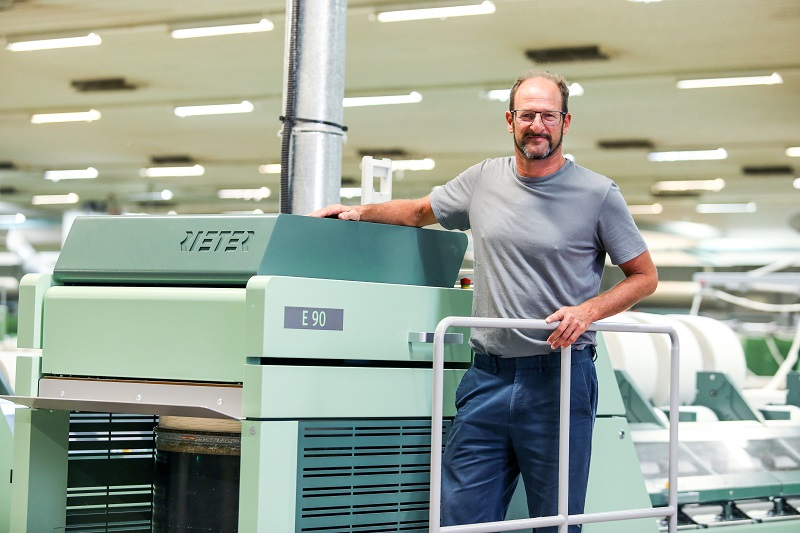 Norfil Benefits from Flexible Production with Comber E 90